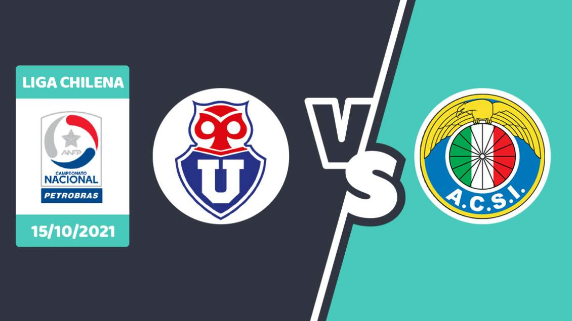 U. de Chile vs Audax Italiano