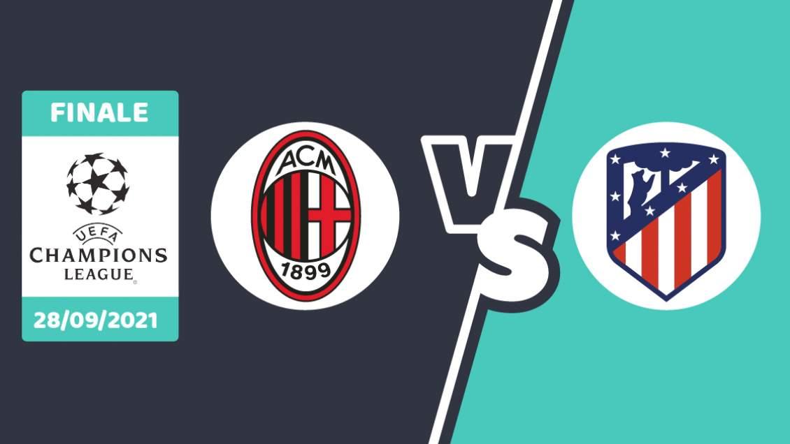 Milan vs. Atlético