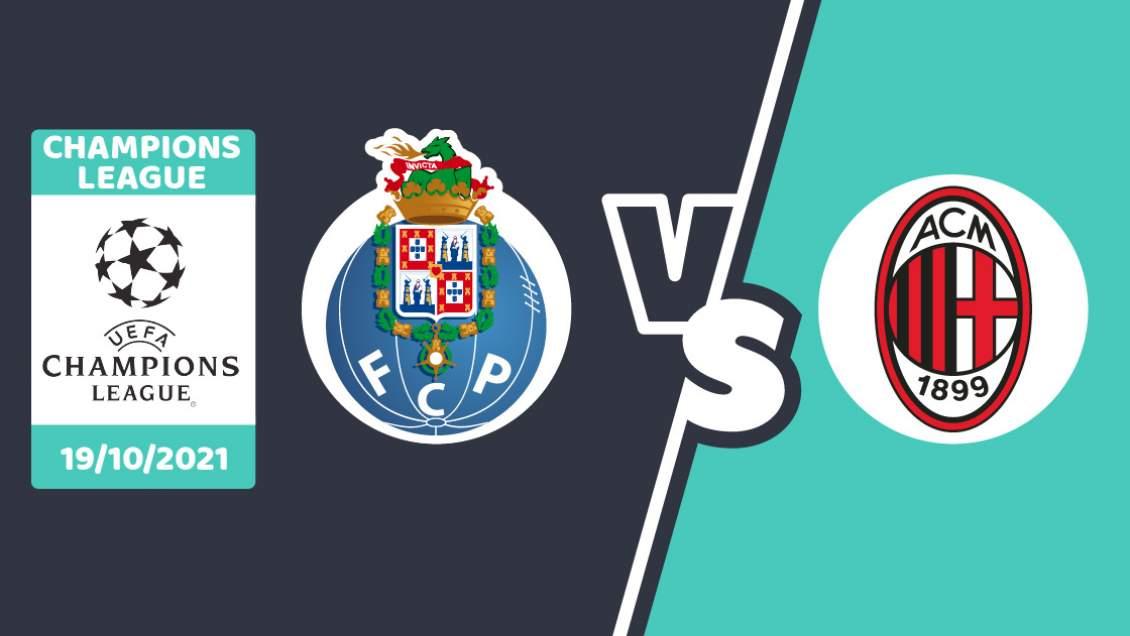 Porto vs. Milan