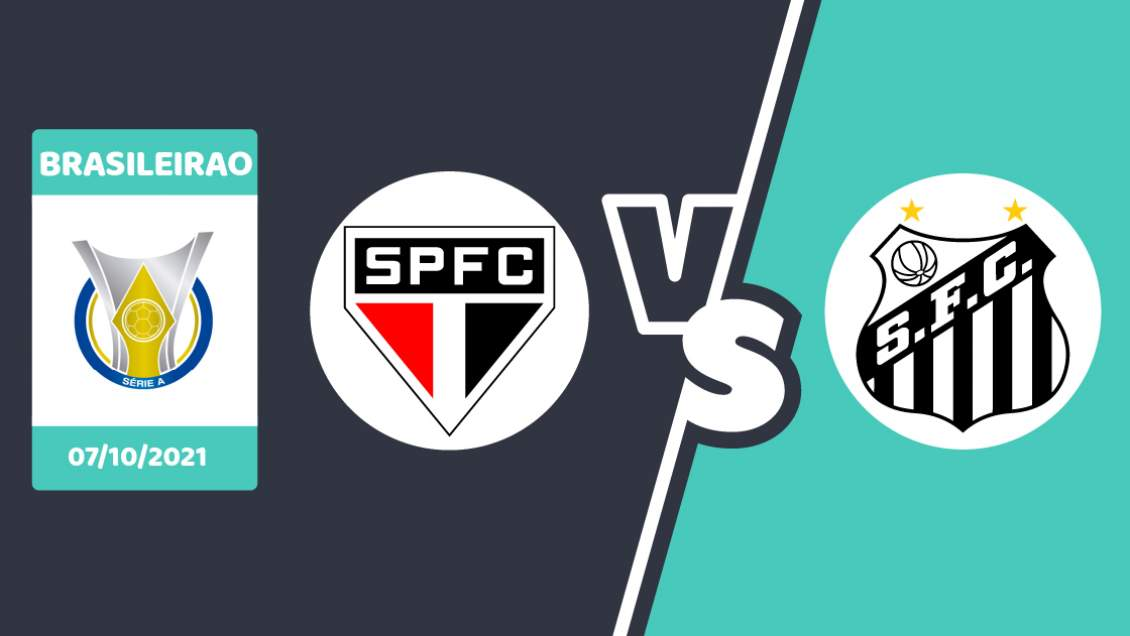 Sao Paulo vs. Santos