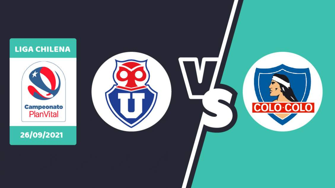 Pronósticos Universidad de Chile vs Colo Colo